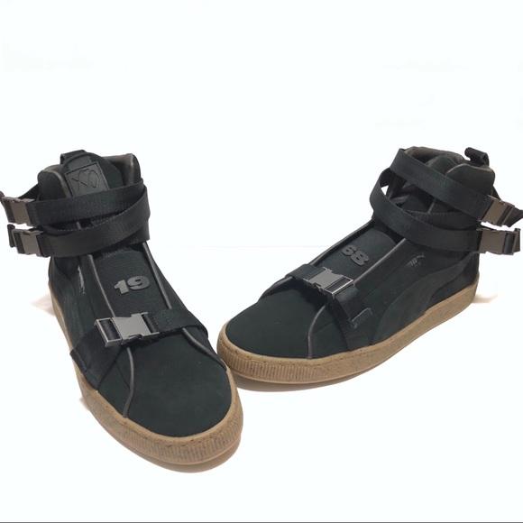 puma x xo suede classic sneaker